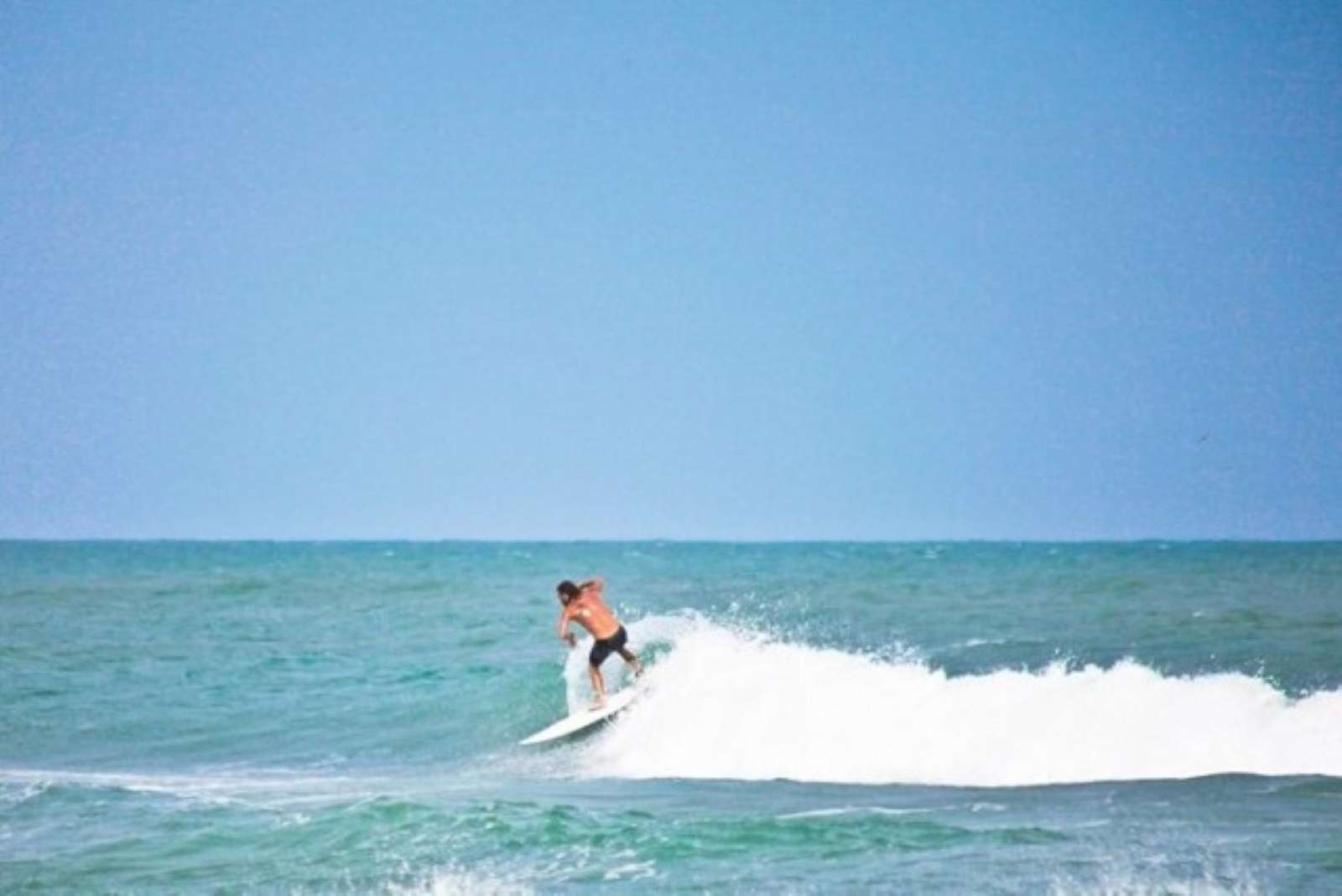 You can surf South Padre!