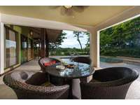 Covered terrace area, pool side thumb