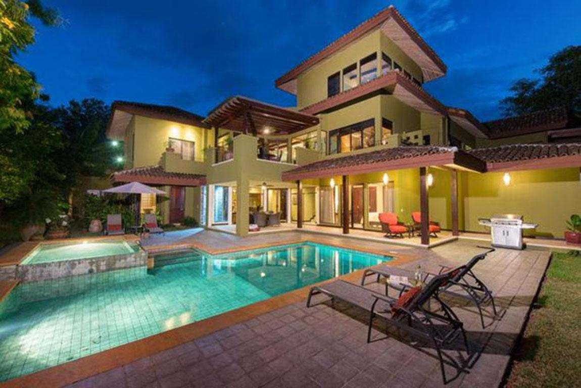 Villa carao 3, a 4 bedroom luxury villa at reserva Conchal - property