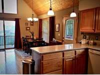 Kitchen is a Chef's delight, and is ideal when Entertaining! thumb