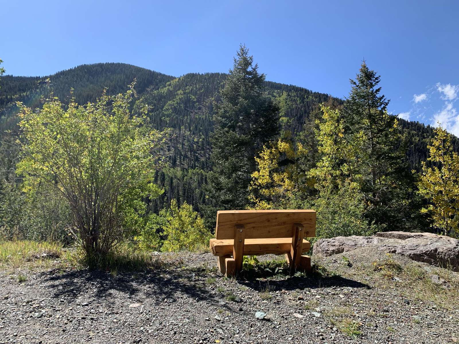 Hiking in Taos Ski Valley | Early Fall