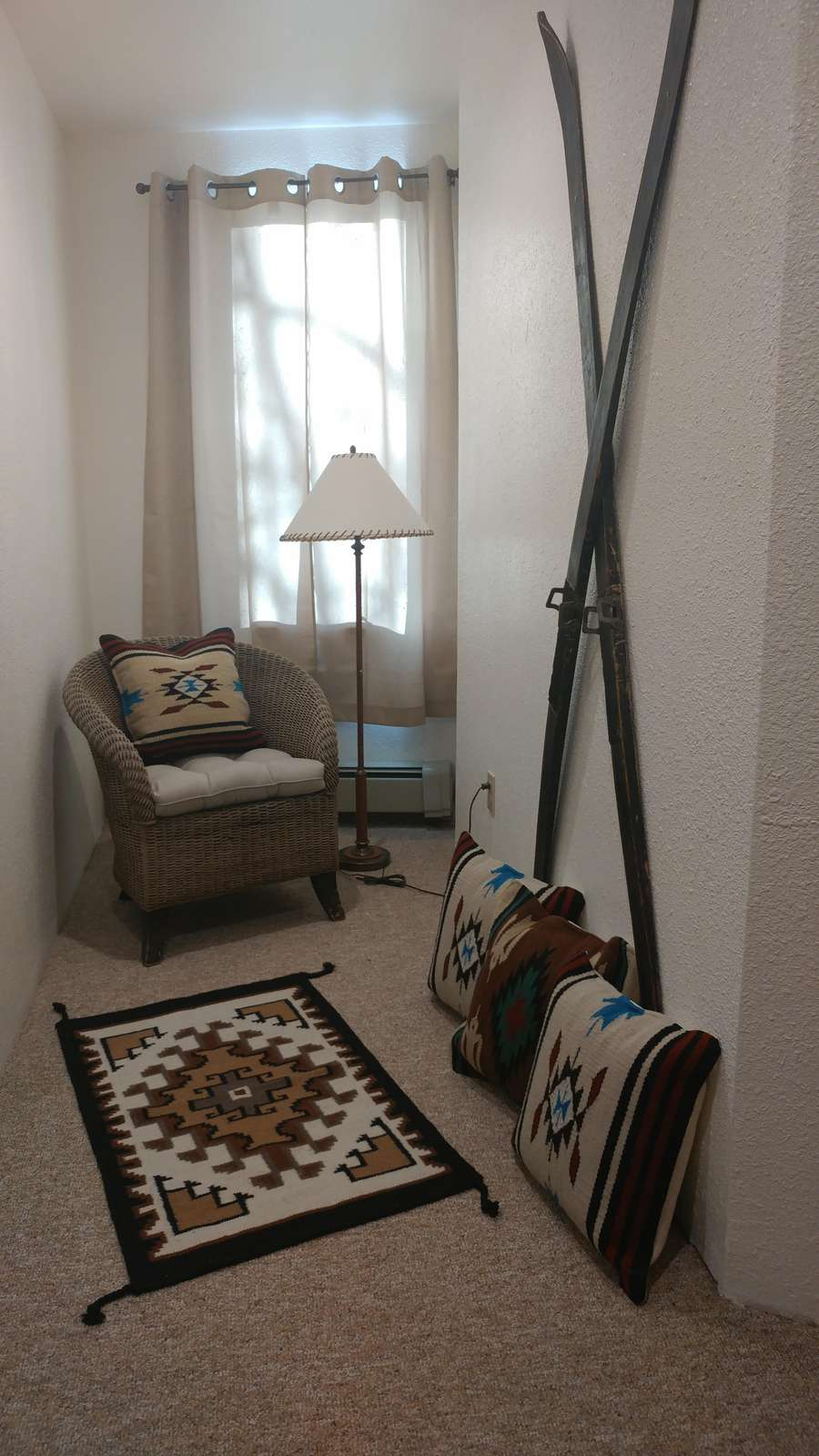Hallway next to #305 condo