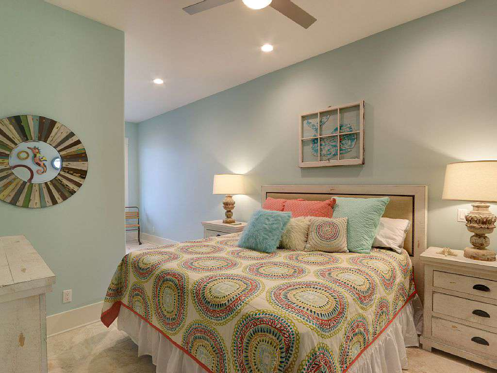 Only Bedroom on first Floor.