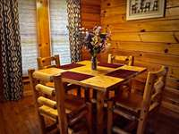 Dining is convenient to the Kitchen and Living Areas thumb