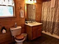 Full Bathroom on the upper level thumb