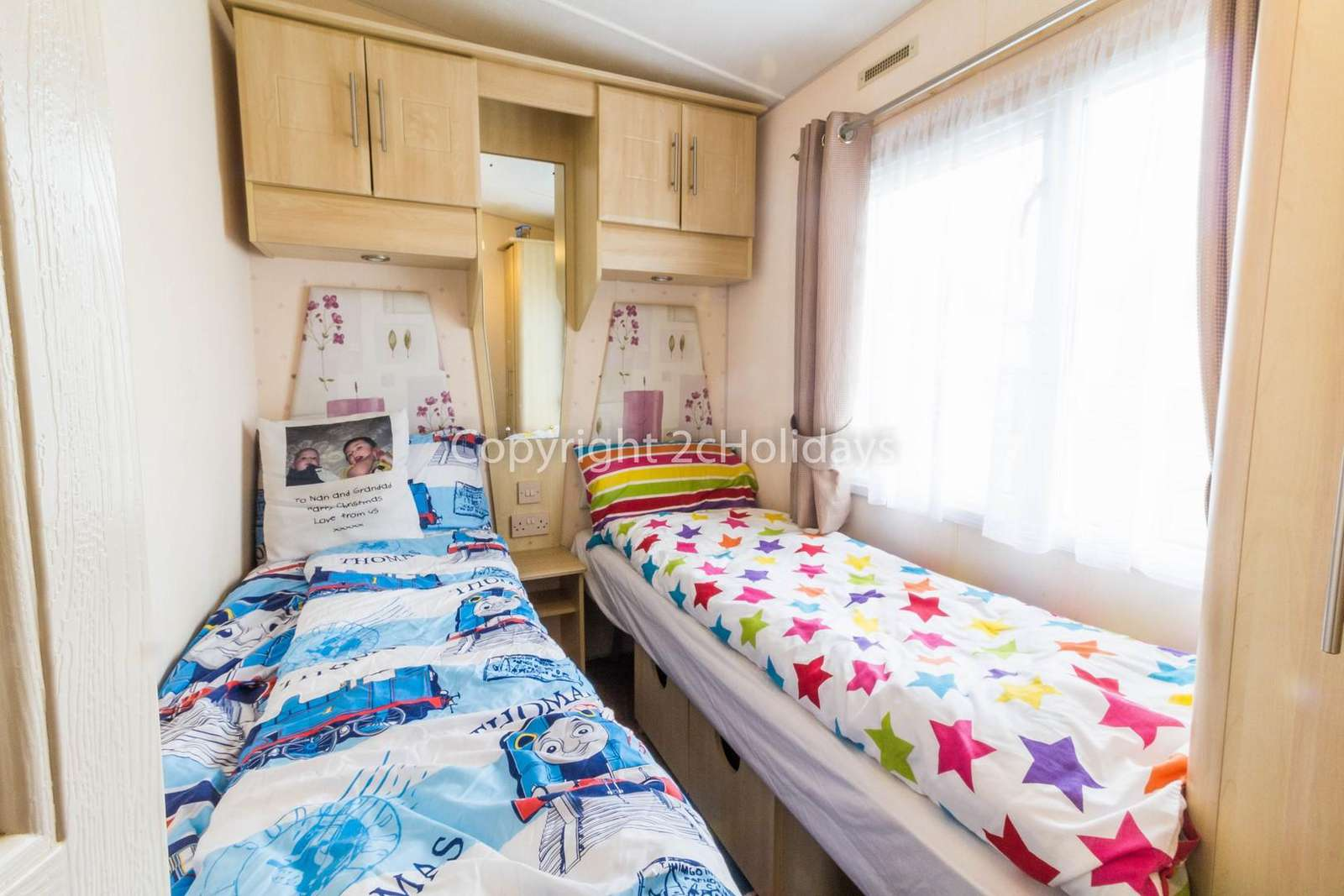 We ensure all holiday homes are cleaned to a high standard