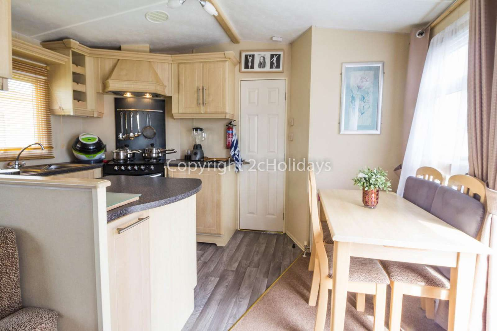 Caister Haven Holiday Park, in Great Yarmouth. Perfect for families.