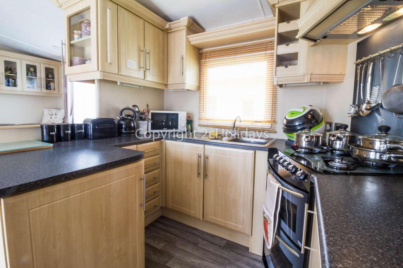 Coastal accommodation is Norfolk