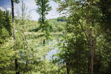 Hideaway on the Lake