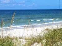 White sand beaches.  thumb