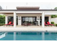 Casa Oasis, a newer 2 Bedroom, 2 Bath ocean view home with private pool thumb