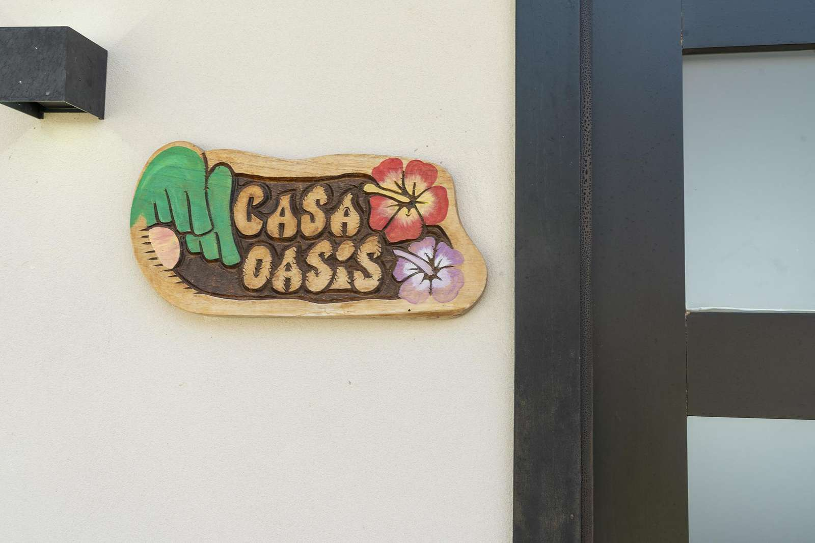 Welcome to Casa Oasis!