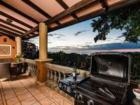 Private balcony with BBQ grill thumb