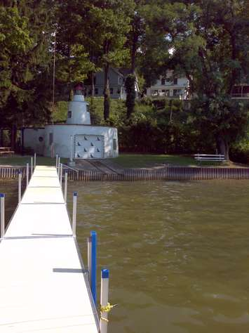 Dock and Boat House