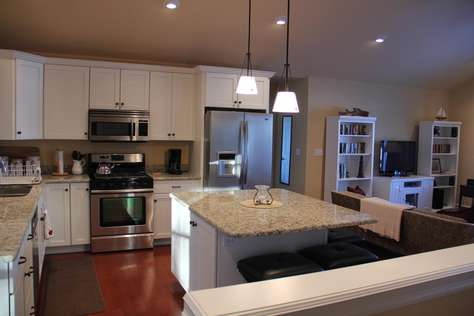New Kitchen fully appointed
