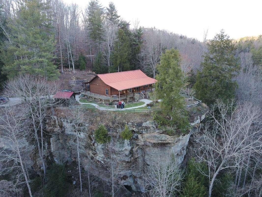 Clifftop Haven Cabin