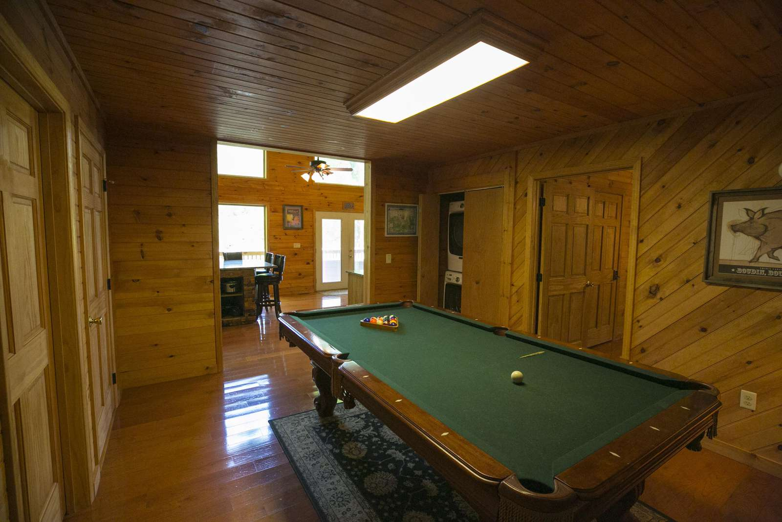 Pool Table at Forestdale