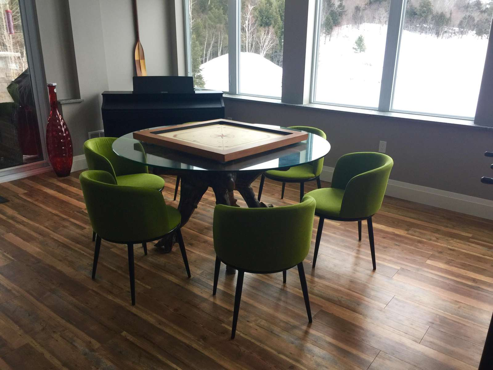 Poker/Games Table