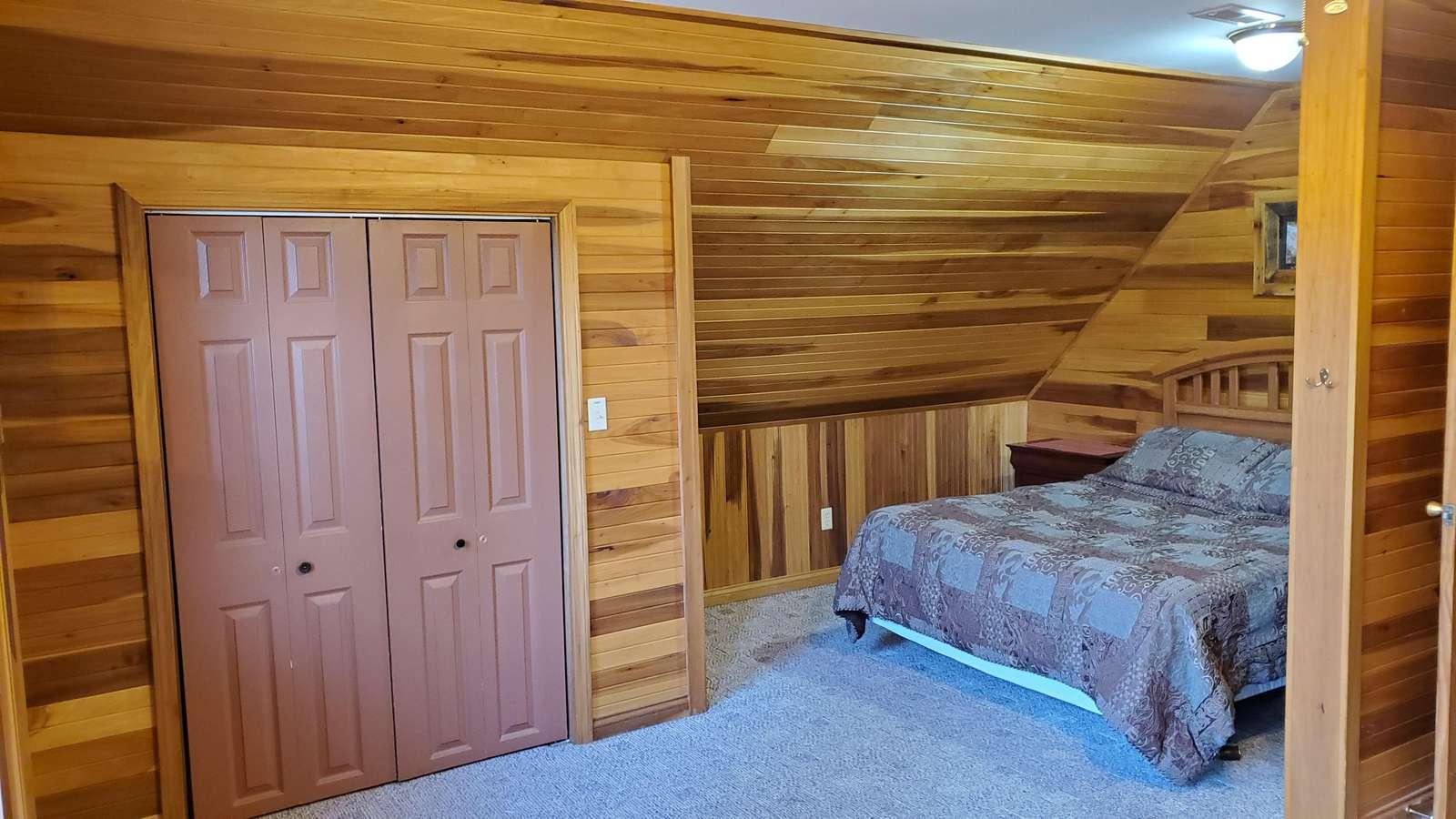 Top Floor Large Bedroom