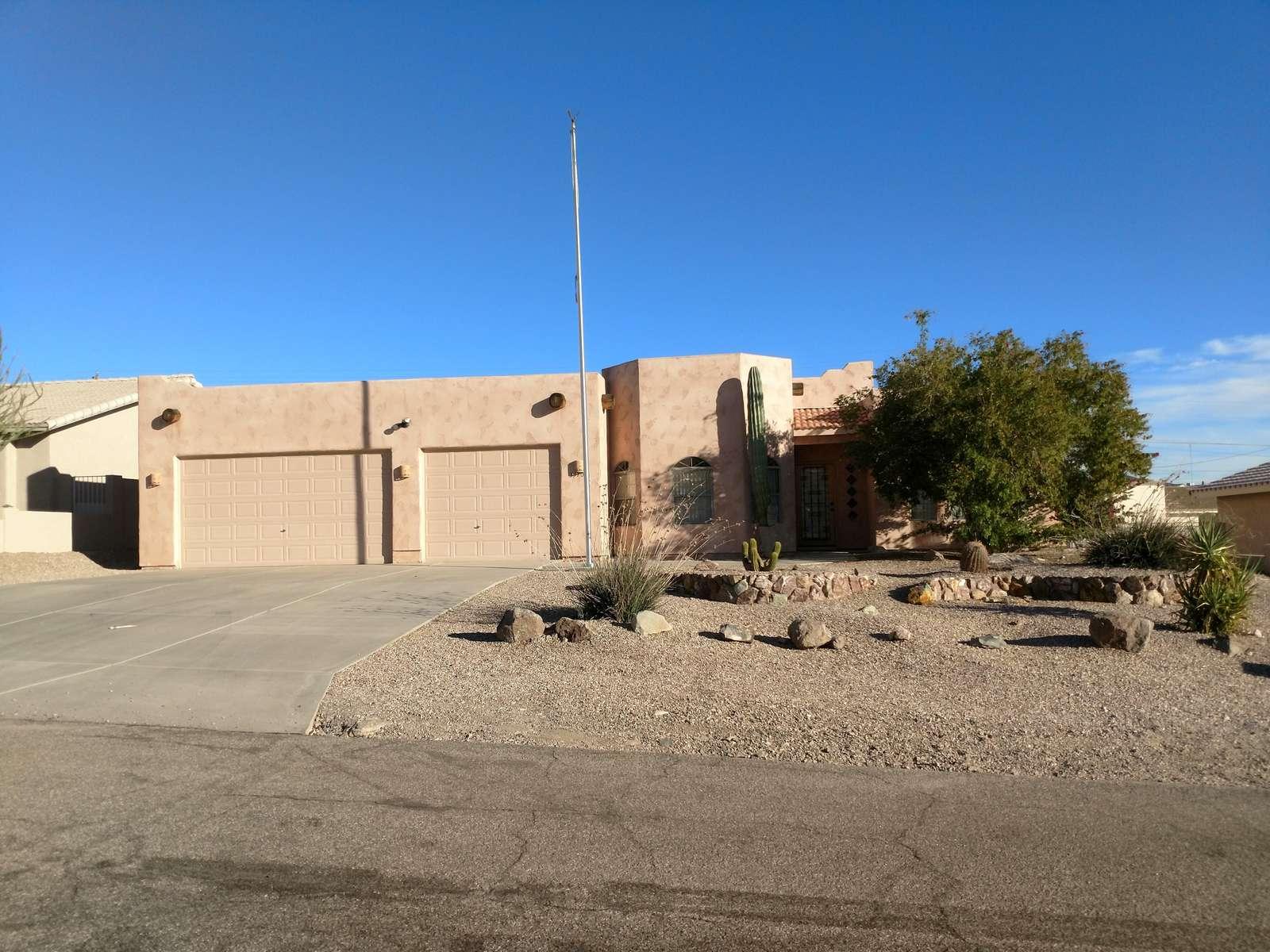 Santa Fe Style Home