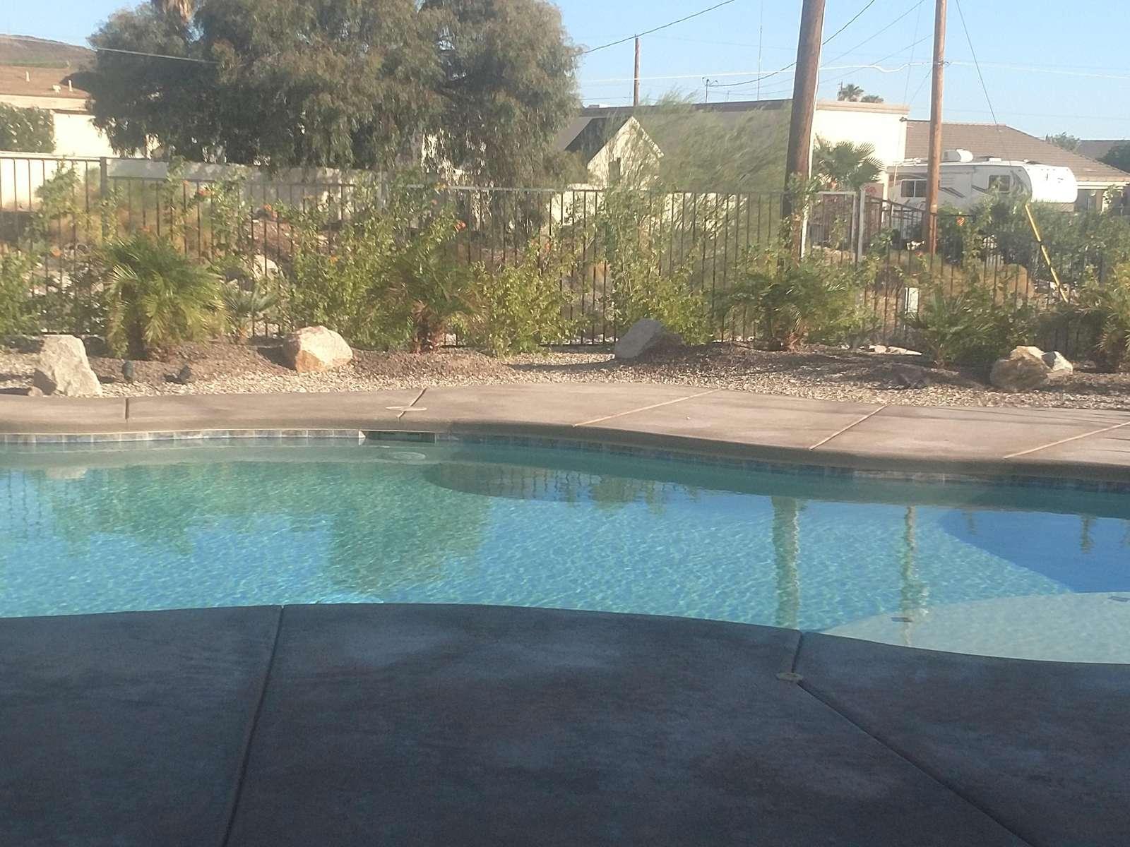 Gorgeous Gunite Pool and Spa