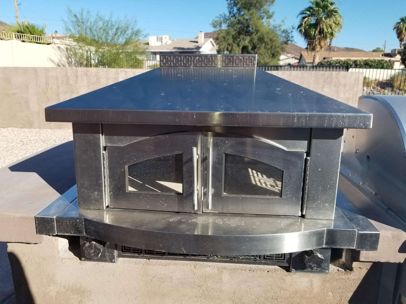 Pizza Oven!!