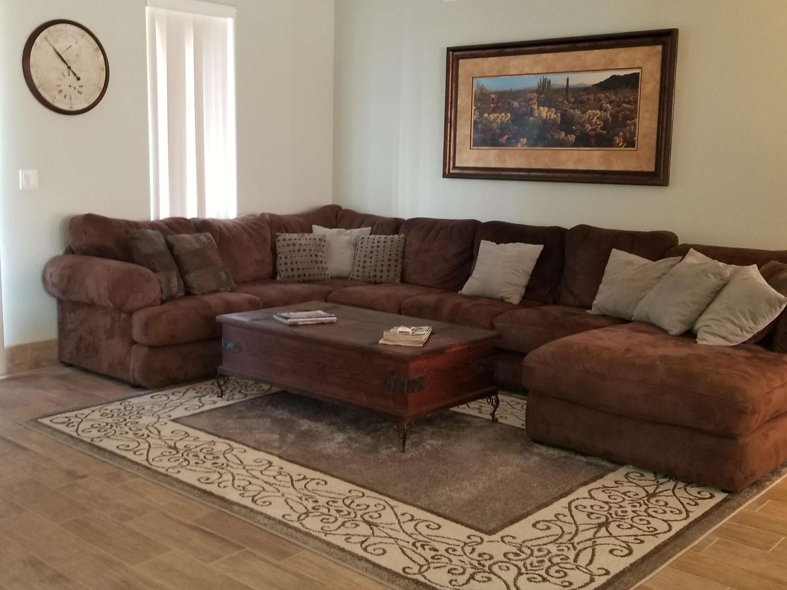 Comfy sectional