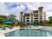 Malinche 112B, a pool level Ocean View condo at Reserva Conchal thumb