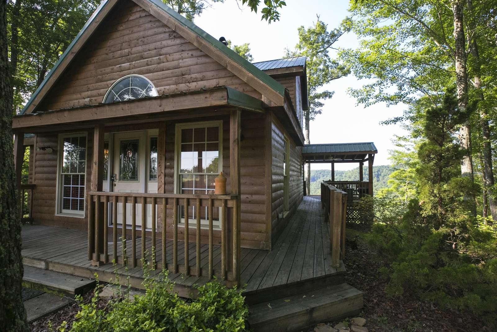 Hickory Ridge Front Porch