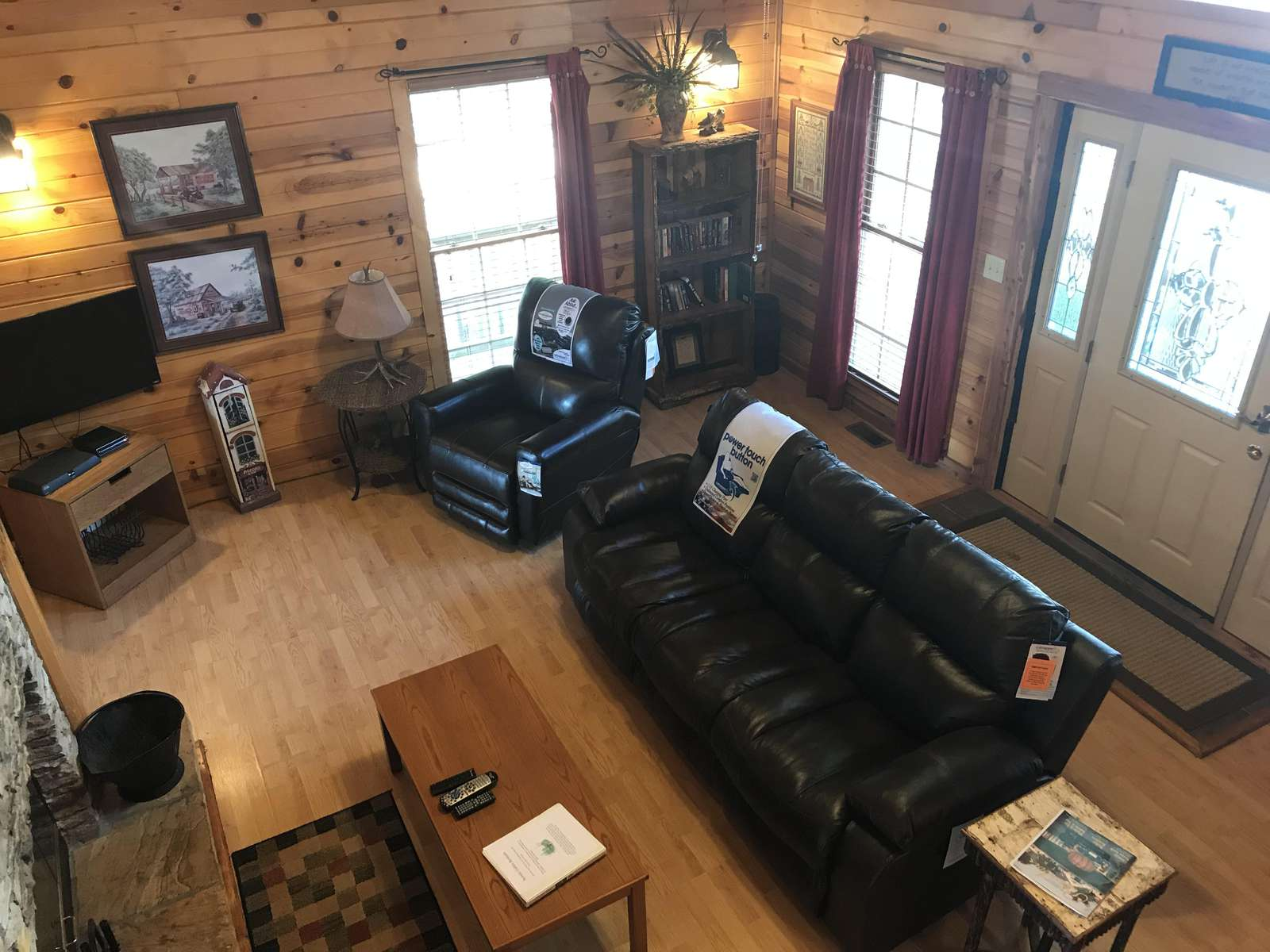 Brand New Couch and Recliner