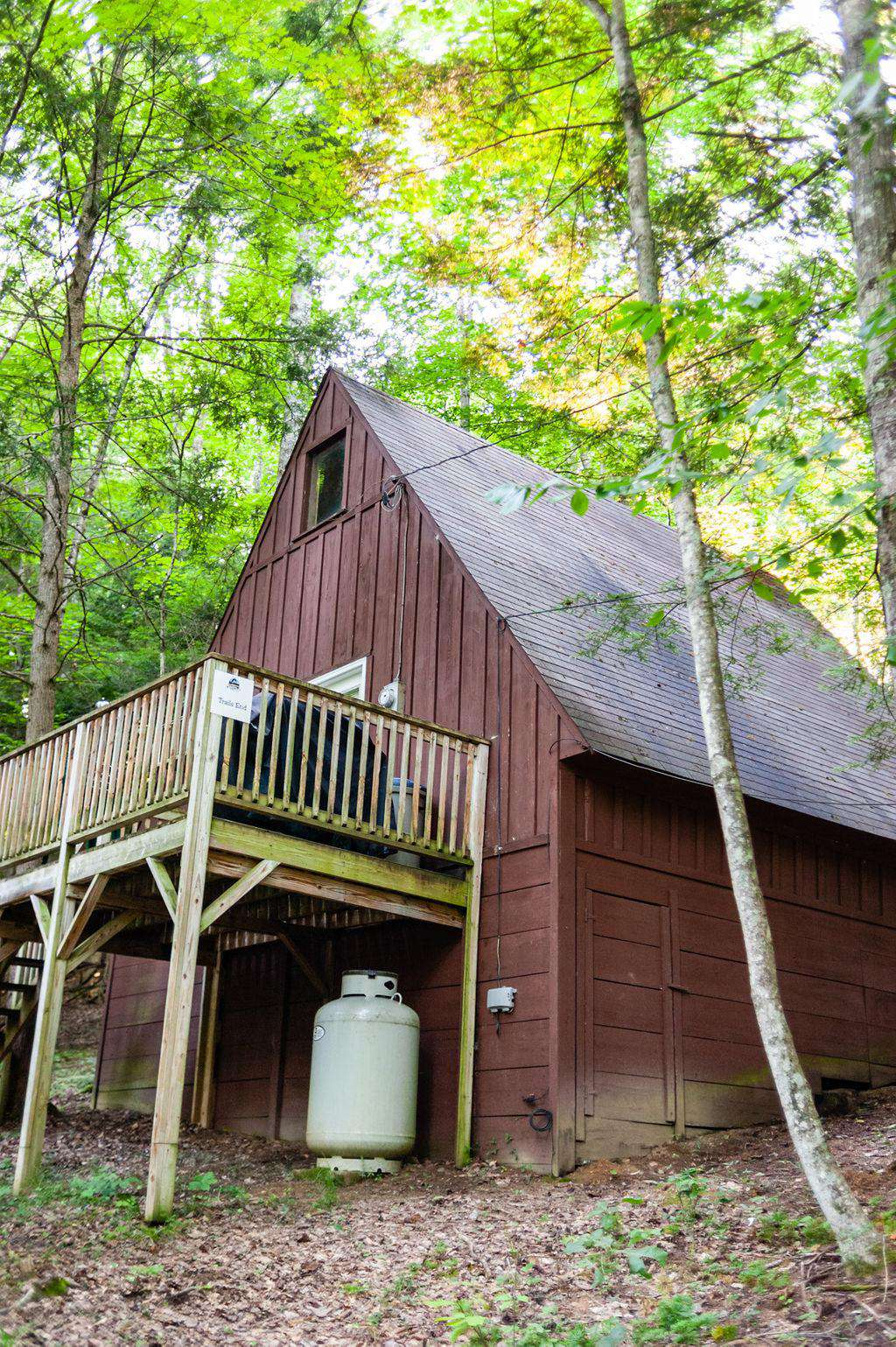 Trails End - property