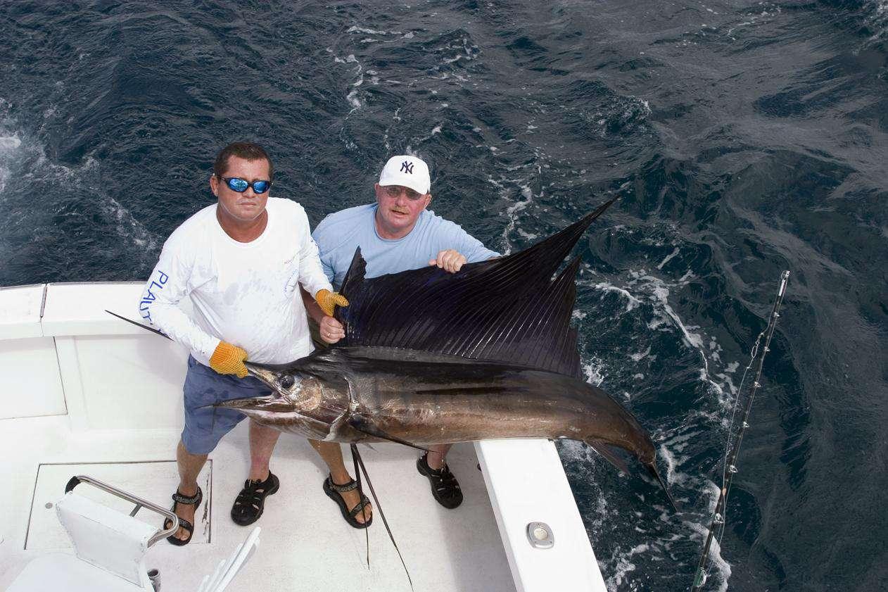 Nearby deep sea fishing