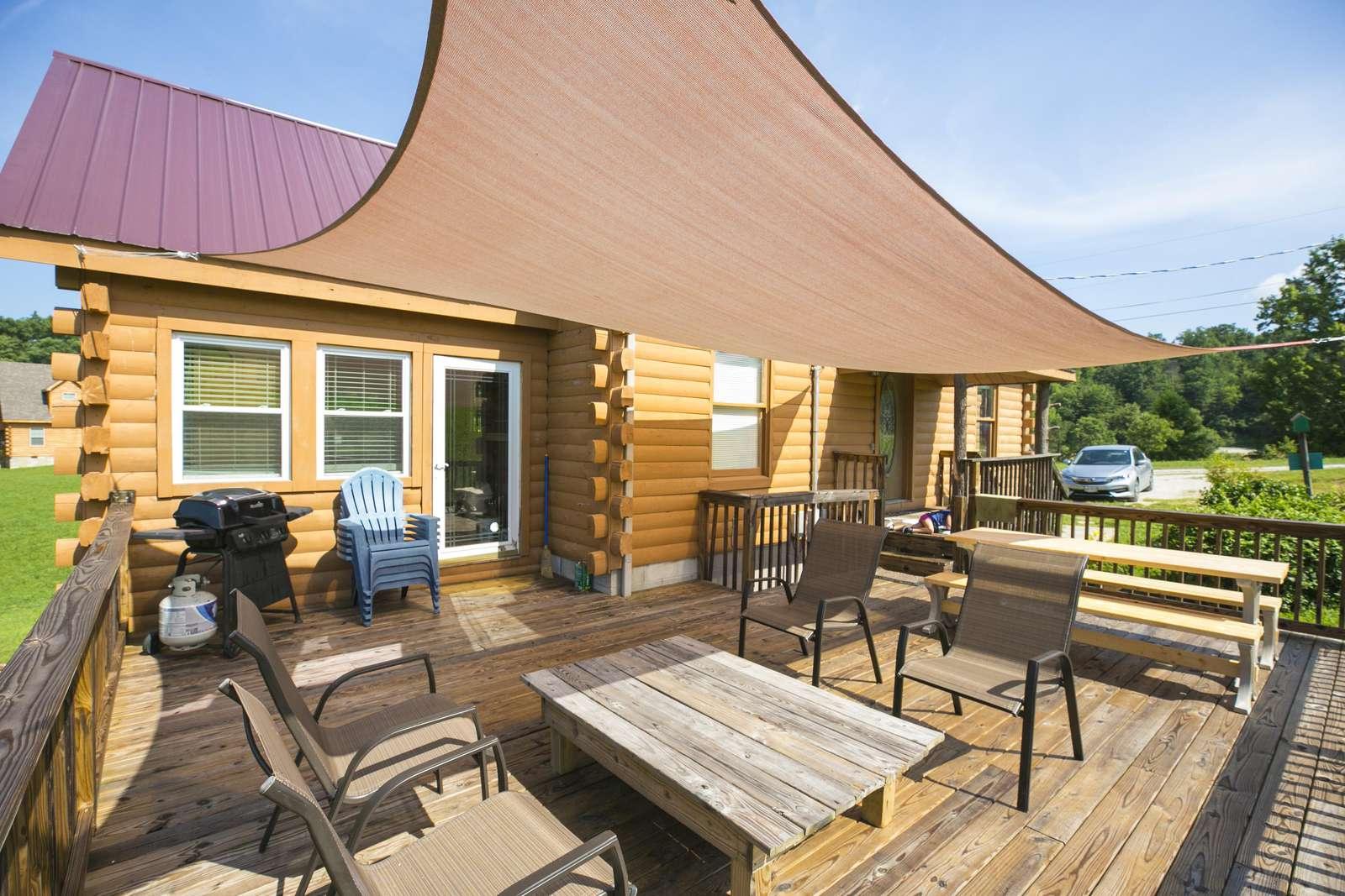 Woodpointe patio