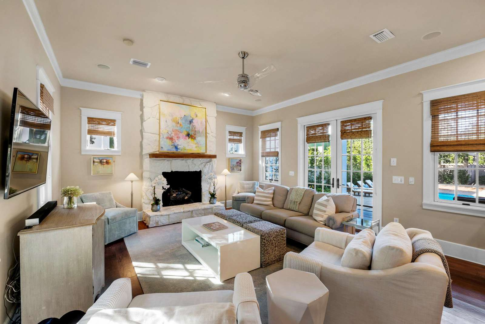 Family Seating Area