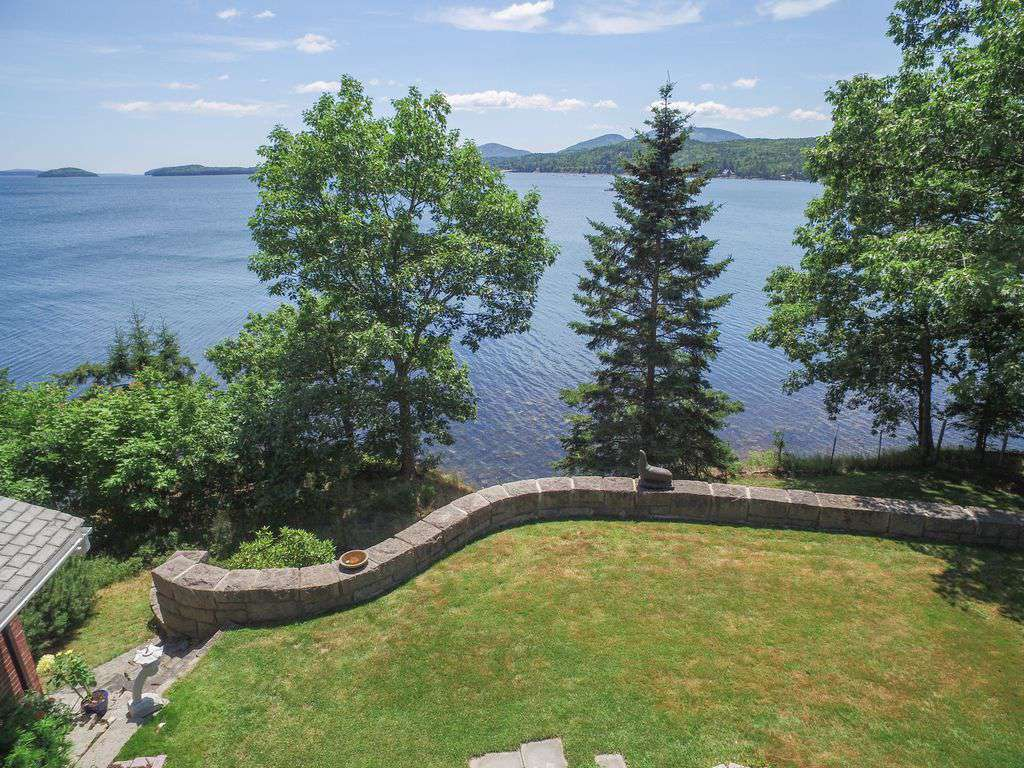 Views of Frenchman's Bay, porcupine islands, Champlain,Dorr & Cadillac Mountains - property