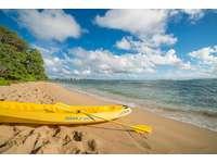 Half mile of sandy beach thumb