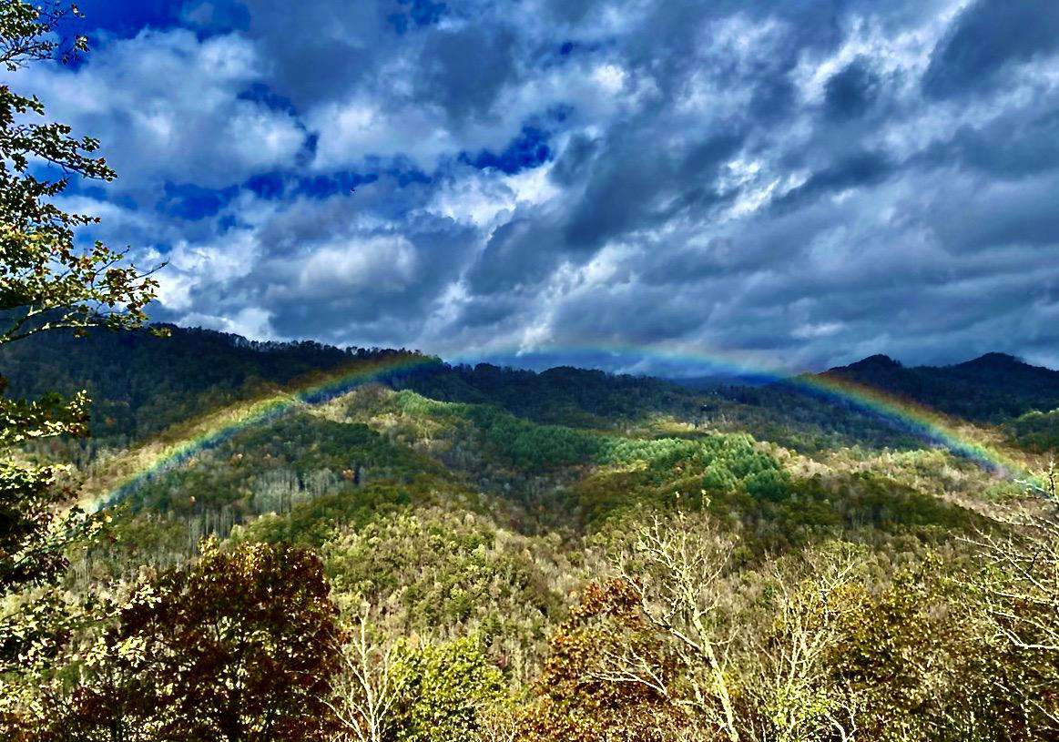 Our recent Guests captured this image of the Rainbow after a Storm. Thank You for sharing!