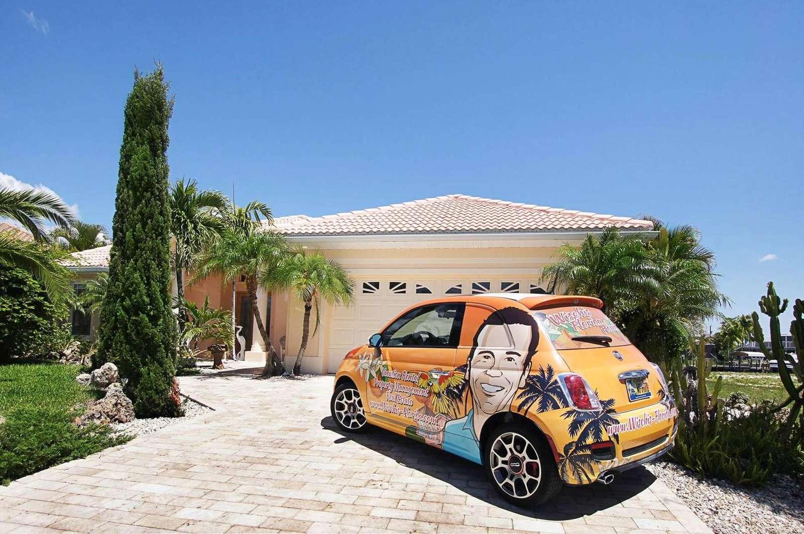 Wischis Florida Home - Ferienhaus in Cape Coral - Hausverwaltung - Immobilien