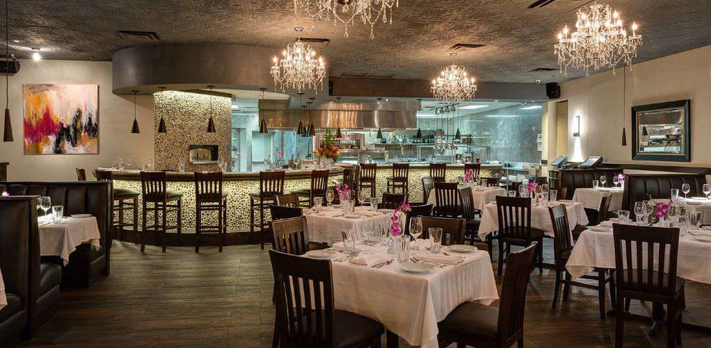 Walk two blocks to Jackson's Prime Steakhouse and enjoy a great meal