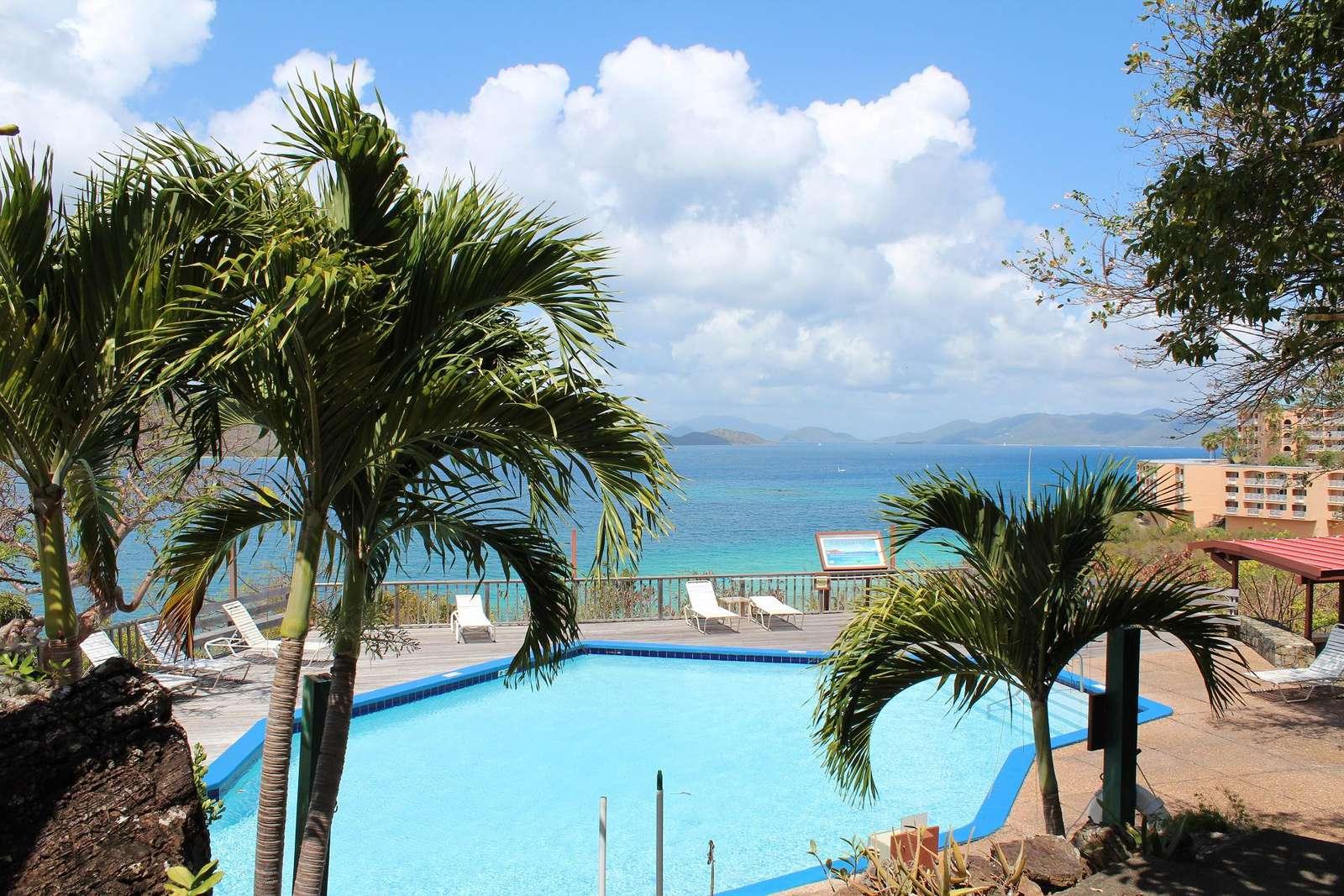 Terrace Pool - short walk from Condo