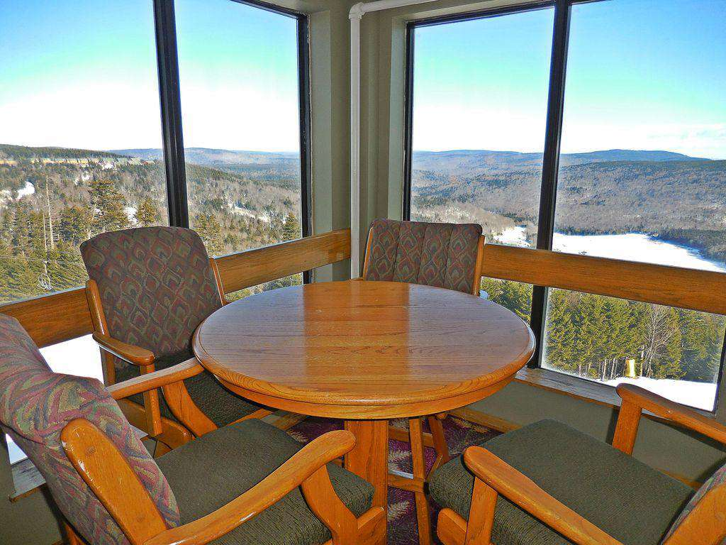Relax and chill in a Balcony that faces the Beautiful view of the mounrtain