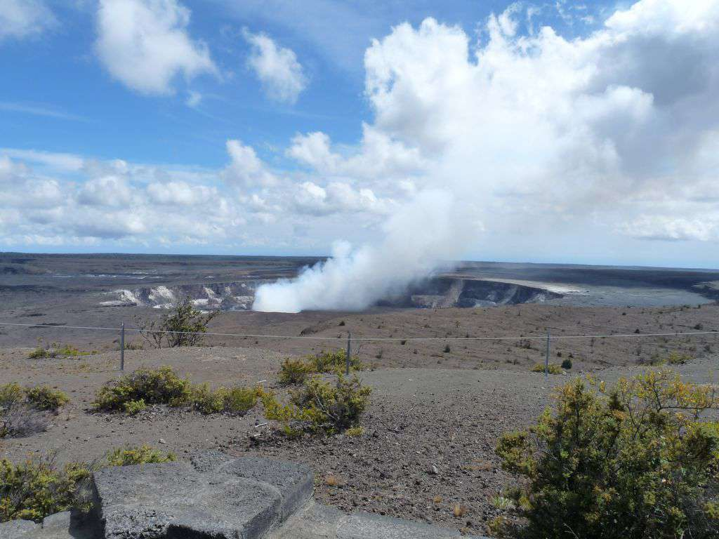 Drive over to the east side for spectacular volcano adventures.