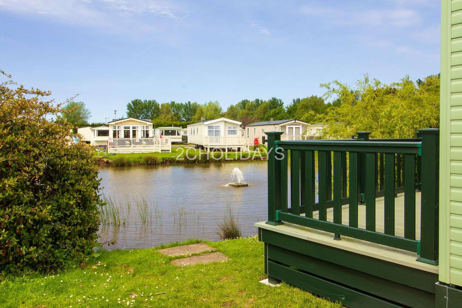 Caravans for hire in Lincolnshire