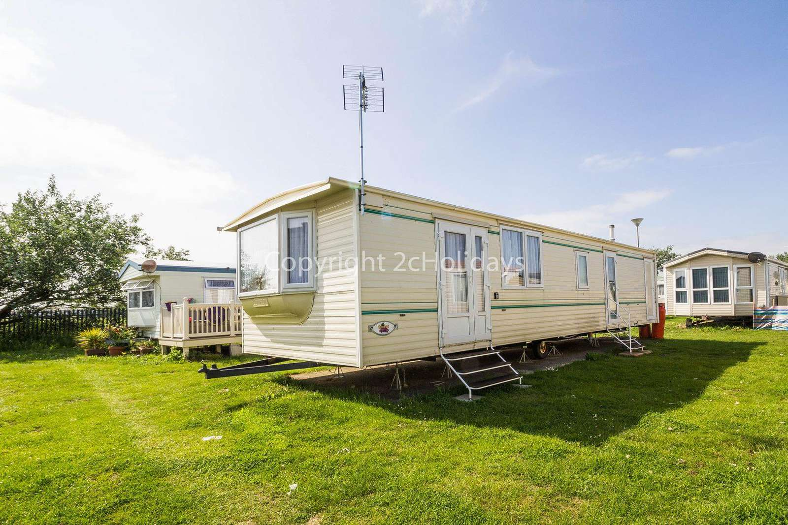 So many families have enjoyed a great break St Osyth Beach Holiday Park - property