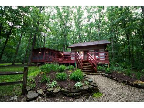 Grandma Barnes Cabin