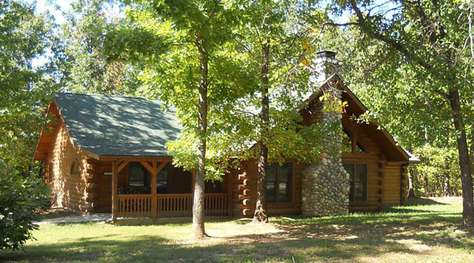 The Shawnee Cabin