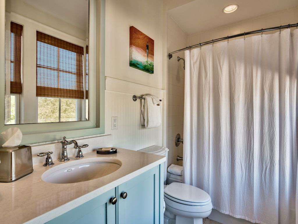 Second Bathroom off Living Area