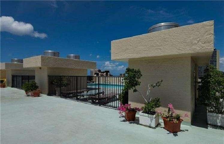 Rooftop Recreation Deck