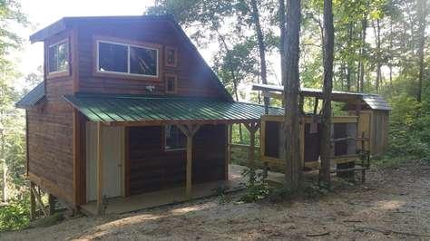 Little Wood Cabin