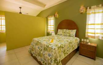 Master Bedroom with Queen Bed thumb